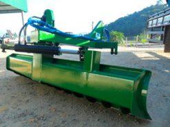 Plaina agrícola para trator - Traseira Hidráulica